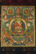 Chakrasamvara (Buddhist Deity): White (Umapa Tradition)