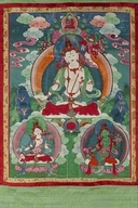 Sitatapatra (Buddhist Deity): (One face, two hands)